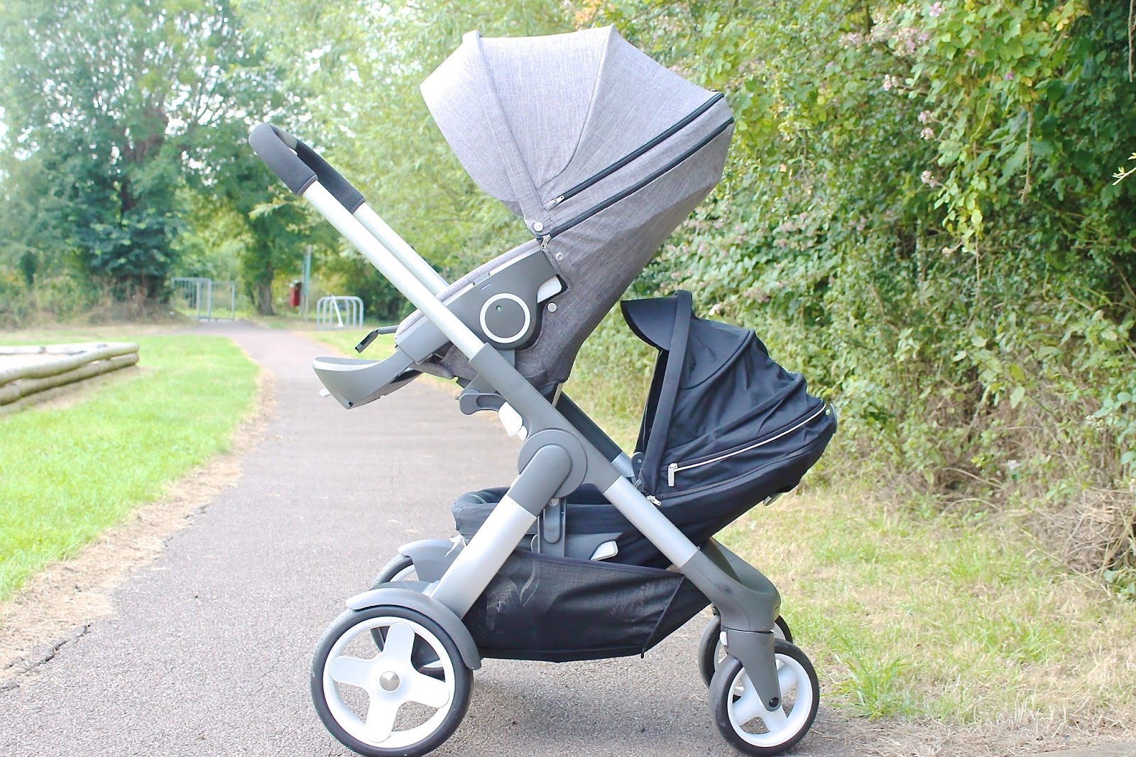 Stokke Newborn Seat Modell