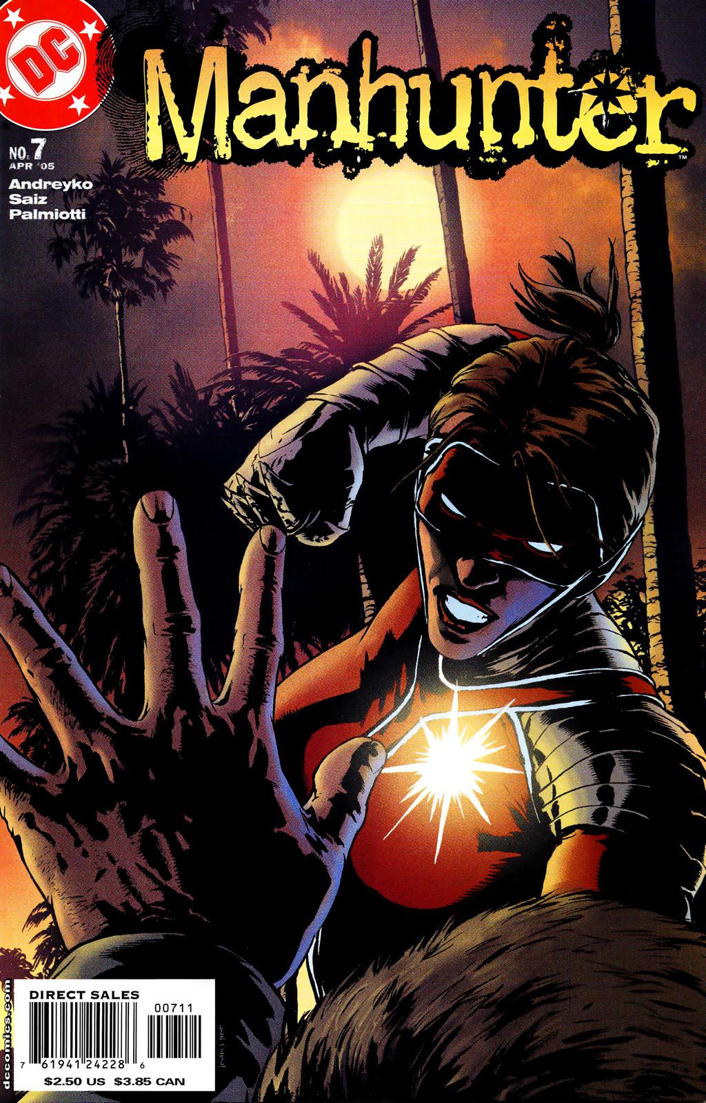 Manhunter (2004) issue 7 - Page 1