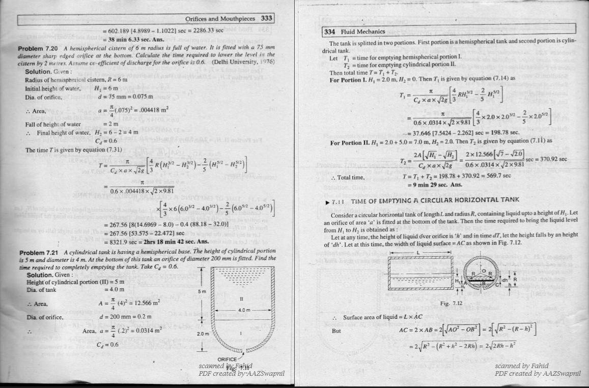 Fluid Statics and Dynamics 1.pdf - Lecture 4 Fluid statics