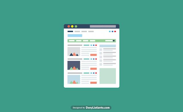 Cara Mudah Mengganti Template Blogger