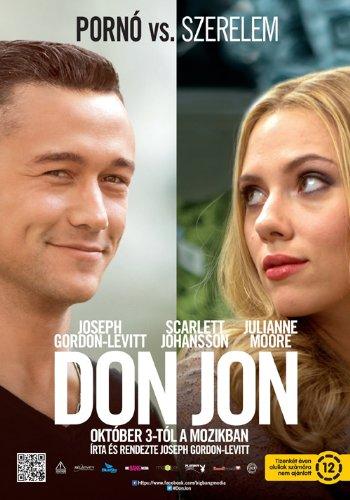 18+ Don Jon (2013) Full Movie English 720p BluRay x264 ESubs