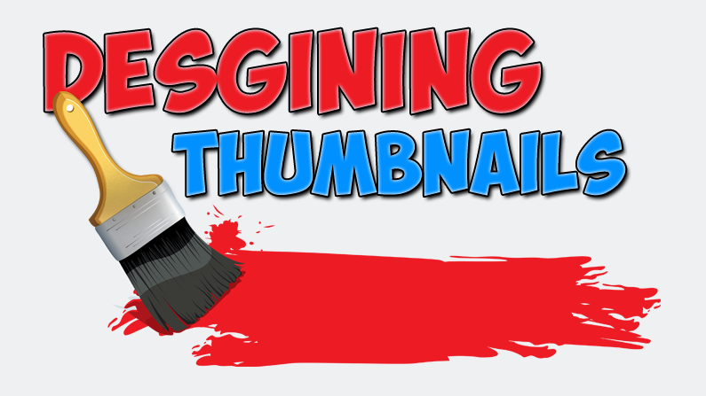 How to Design Thumbnails in Photoshop? [VIDEO]
