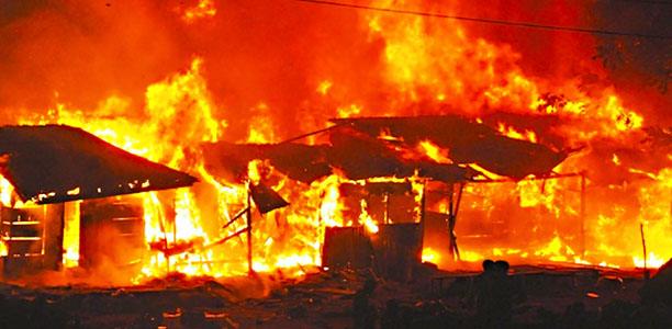 More than 2 children die in Borno IDP camp fire
