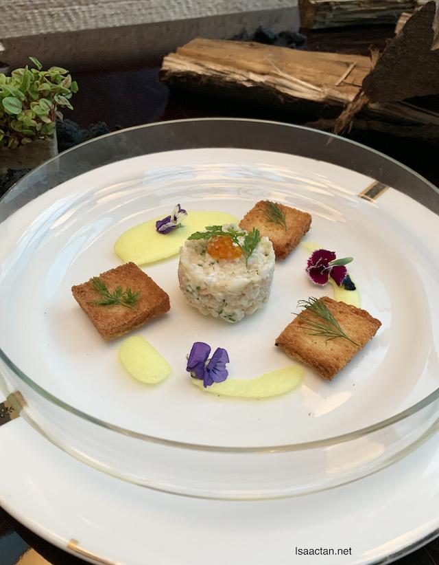 Skaagen Shrimp Salad
