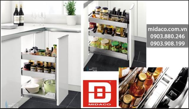 Lựa chọn phụ kiện inox phù hợp với tủ bếp sao cho tốt?