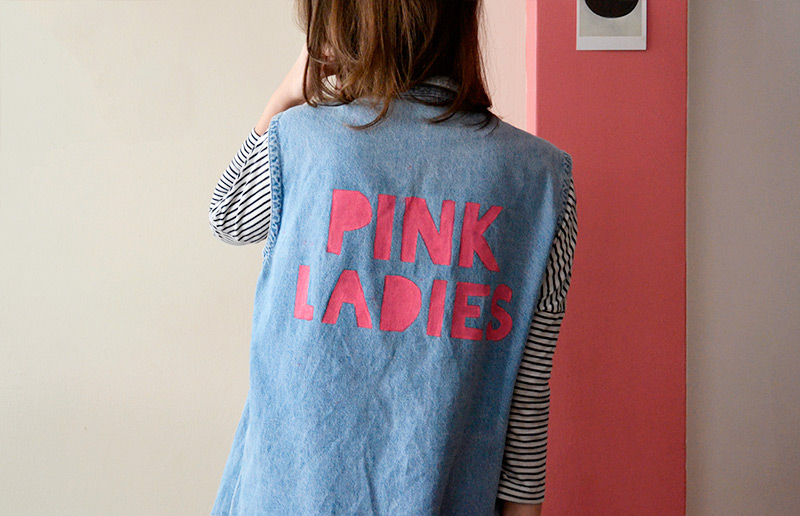 Como customizar uma peça de roupa usado apenas tinta! | dcoracao.com