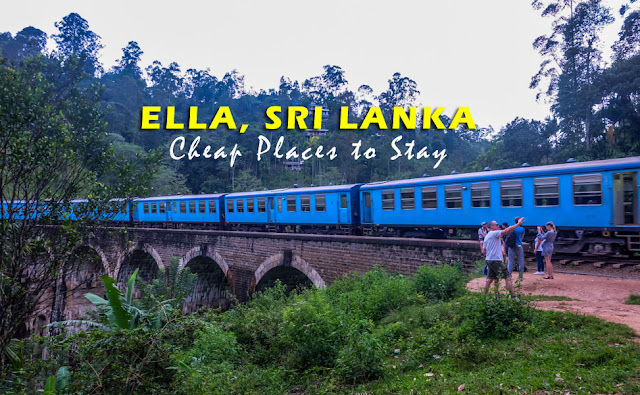 Cheap hotels in Ella, Sri Lanka