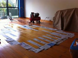 sơn sửa tháo lắp sàn gỗ tại nhà tphcm