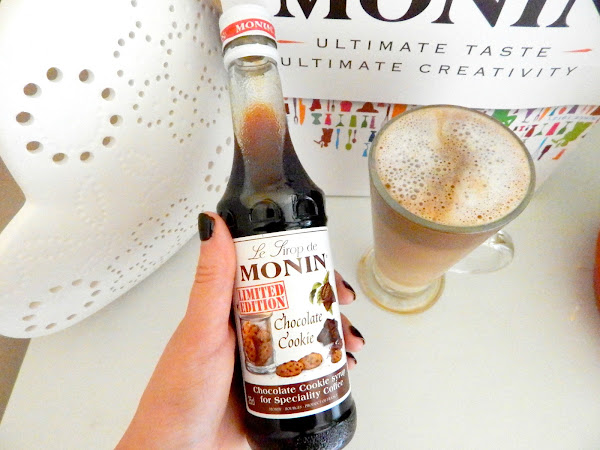 Monin | Chocolate Cookie Syrup
