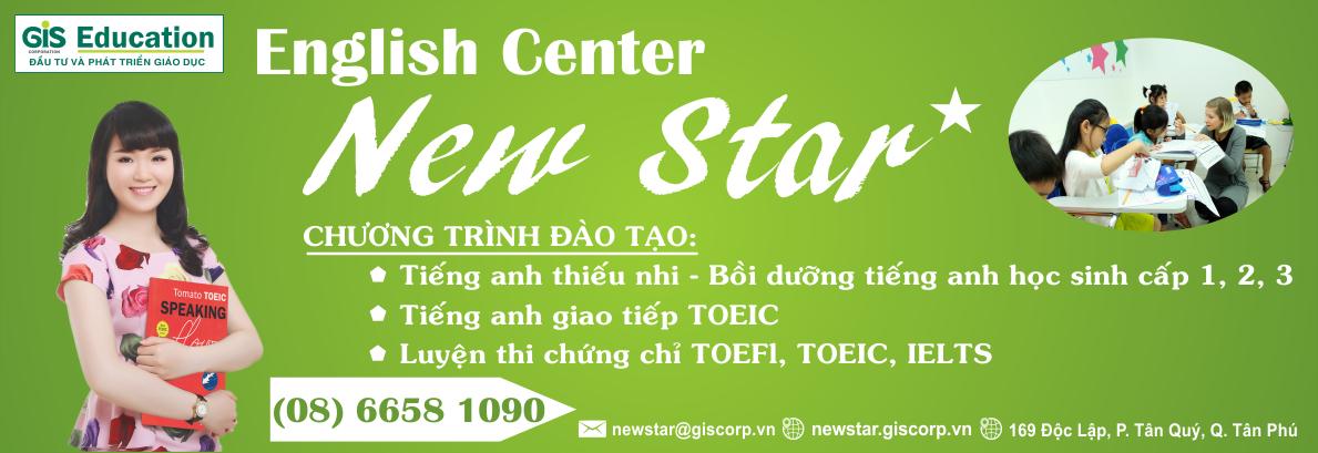 TRUNG TÂM ANH NGỮ NEW STAR
