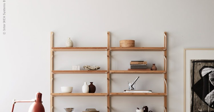 My favorite shelving system from ikea my paradissi