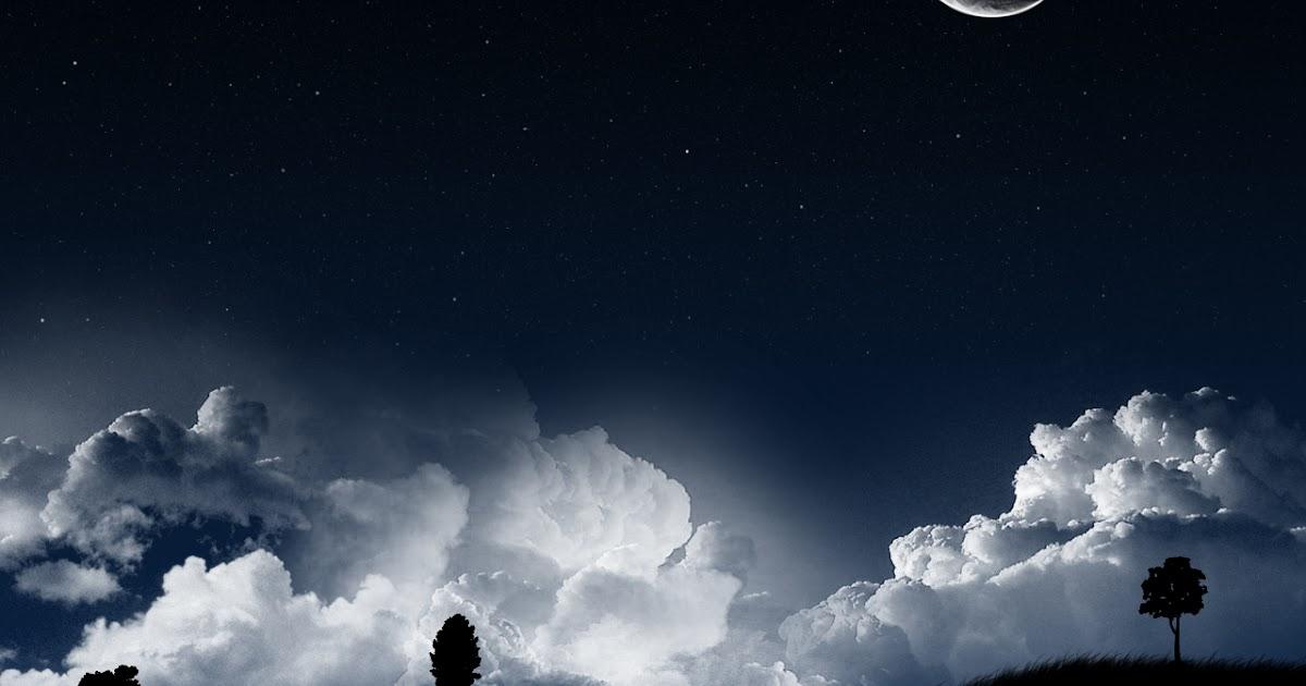 Eu Descobri Que A Solidão é O Grande Lua: A Vida Dá Poesia: A Noite/4