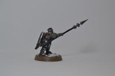 Ironhills Dwarf Warrior