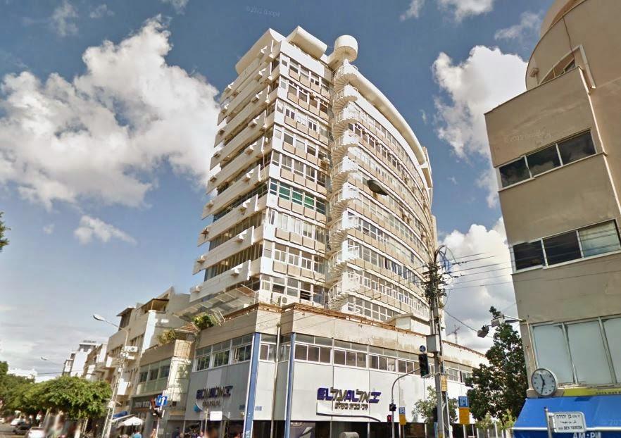 בלתי רגיל ייעוץ לחניה - הכירו את חניון בית אל על ברחוב בן יהודה בתל אביב: תפוז בלוגים YK-06