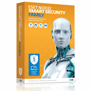 Eset Nod32 Smart Security Family 3 Months