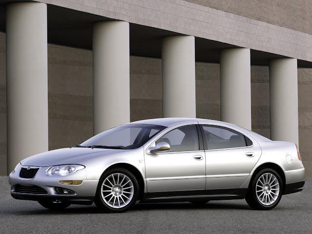 Chrysler 300M / Крайслер 300М обзор лучших автомобилей