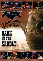 FM DVD - Back In The Saddle