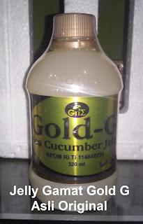 Agen Jual khasiat manfaat kapsul jelly gamat goldG asli original