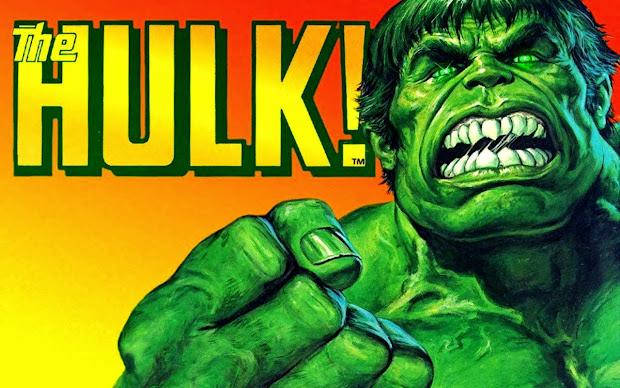 Incredible Hulk Marvel Comics