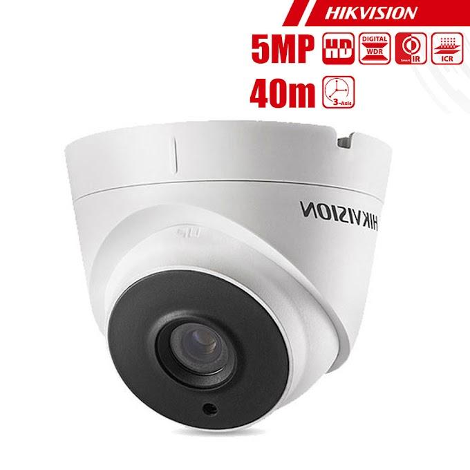 Camera TVI Hikvision DS-2CE56H0T-IT3F:(5M-40m)