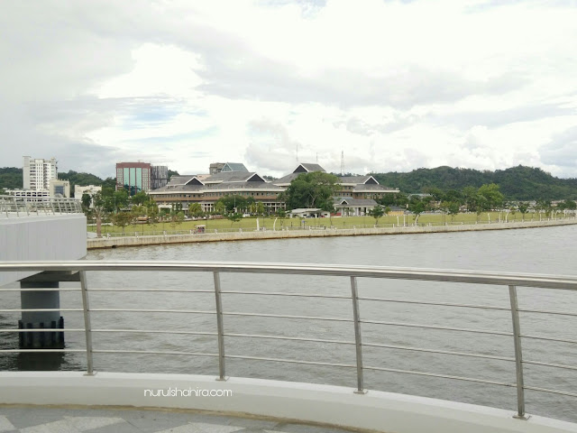Tempat Menarik di Brunei - Kampung Ayer, Masjid Sultan Omar Ali Saifuddin, Tamu Gadong