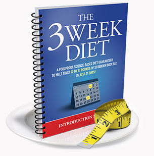 Brian Flatt' Book - The 3 Week Diet Plan Review – Is it Scam ?