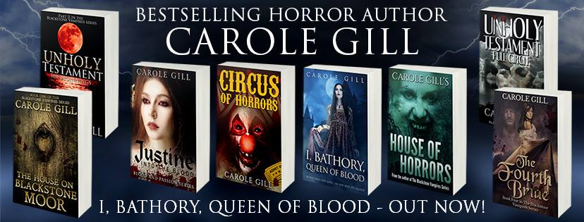 Carole Gill's Dark Fiction Blog