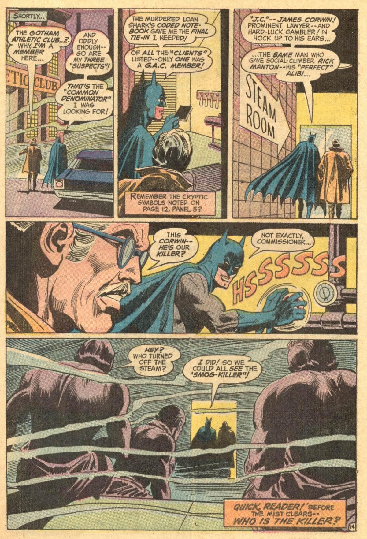 Detective Comics (1937) 433 Page 19