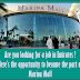 Latest Job Openings in Marina Mall | UAE