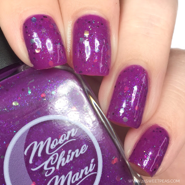 Moon Shine Mani And Now You're Mine