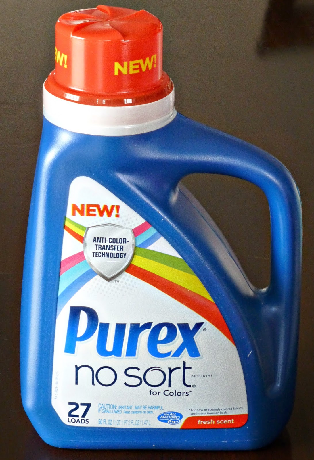 Purex No Sort For Colors Laundry Detergent