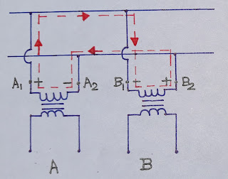 Polarity test of Transformer - ELECTRICAL SIMPLE