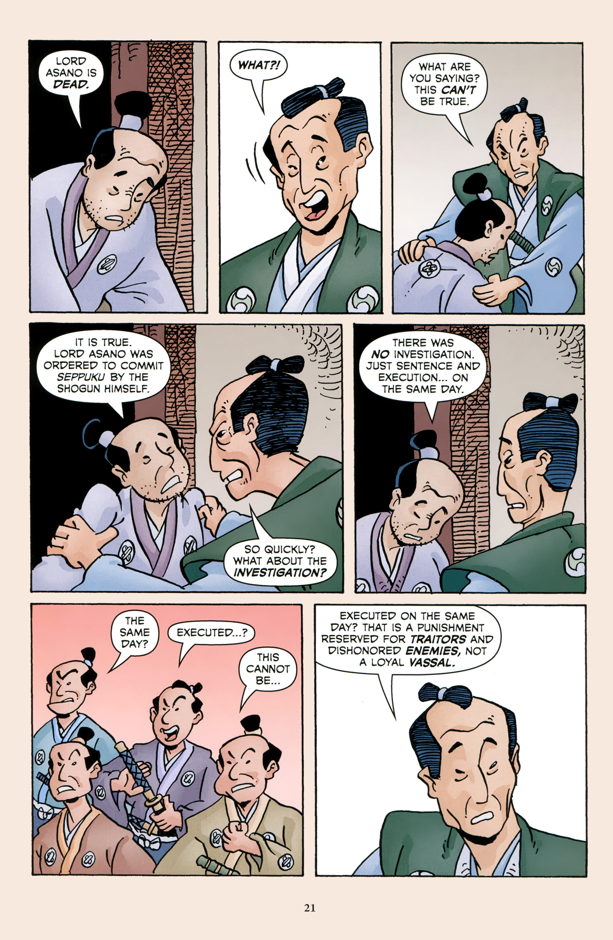 47 Ronin 2 Page 22