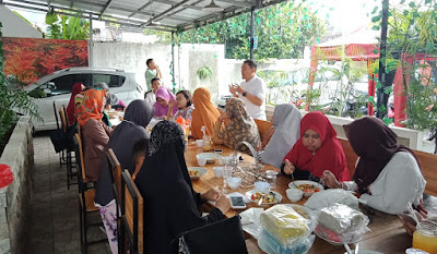 Kopdar Pertama Safe Food Community (SFC) Bahas Penanganan Frozen Food