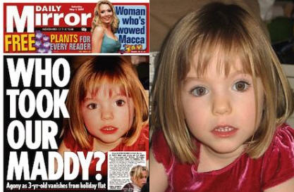 PeterMac's FREE e-book: What really happened to Madeleine McCann? Merged%2Bphoto