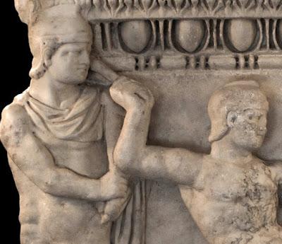 Κατασχέθηκε στη Ν. Υόρκη το παράνομο ελληνικό αρχαίο