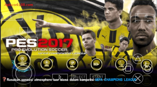 download game iso pes 2017