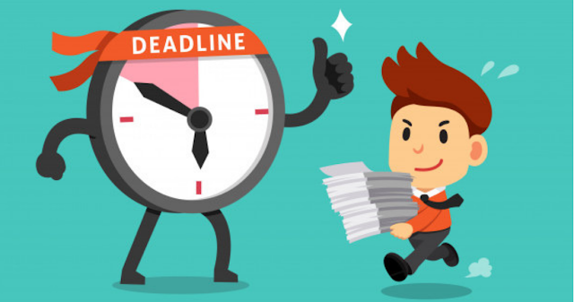cách để một nhân viên hoàn thành deadline nhanh nhất