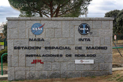NASA - Robledo de Chavela - Madrid