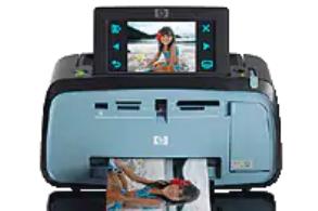 HP Photosmart A630 Printer Driver Download
