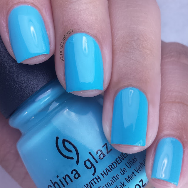 China Glaze - UV Meant To Be