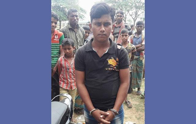 সুনামগঞ্জে স্কুলছাত্রীর সঙ্গে বখাটেপনার দায়ে যুবকের কারাদণ্ড