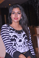 Akshatha in a lovely Leg Split Black Gown Cross legged Latest Stills 13.JPG