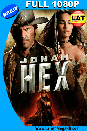 Jonah Hex (2010) Latino FULL HD 1080P ()