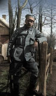 Brygadier Józef Piłsudski - 1915