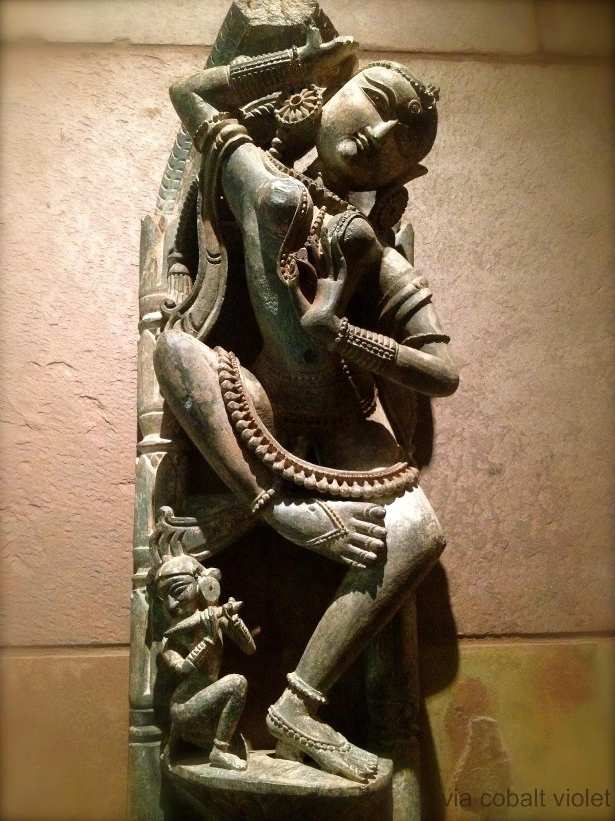 Vishnu and shiva at the norton