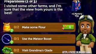 FV2CE, Flour Bag, Glade, Rocket
