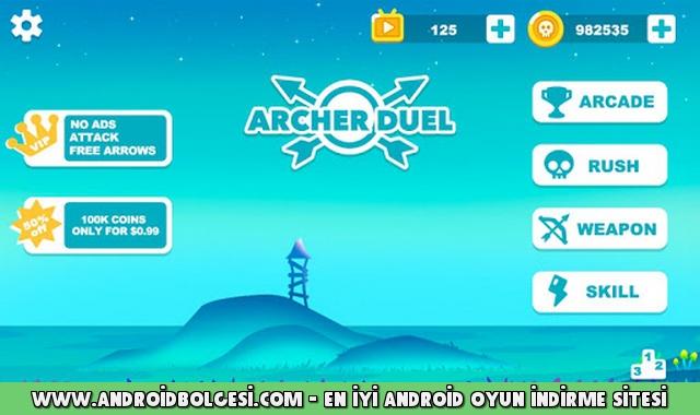 Archer Duel Mod apk