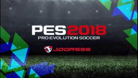 PES 2018 PPSSPP ISO Jogress V3