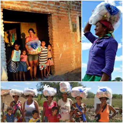 LBV leva esperança a municípios de Pernambuco
